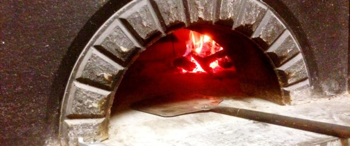 Wood-Fired Oven
