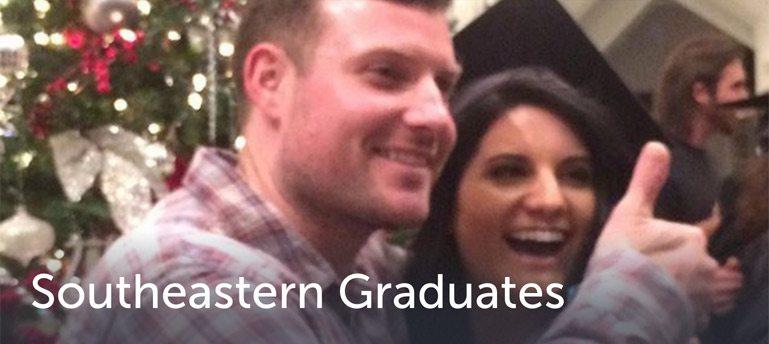 Southeastern graduates