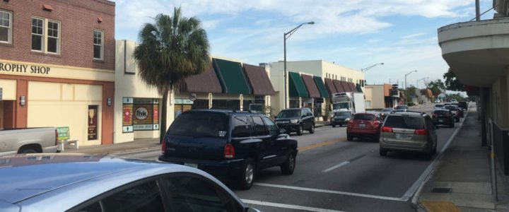 South Florida Avenue in Dixieland
