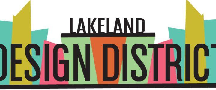 Design District ground sign