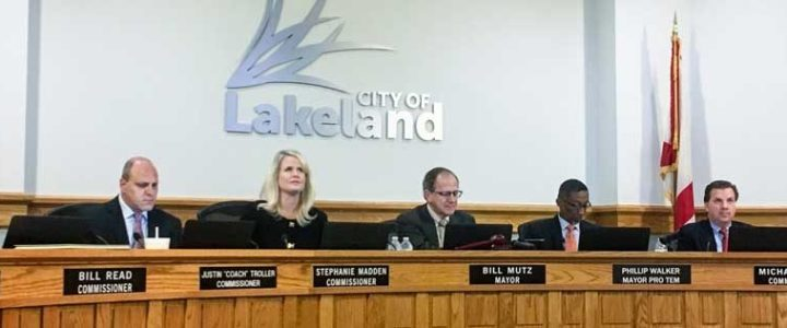 2018 Lakeland City Commission