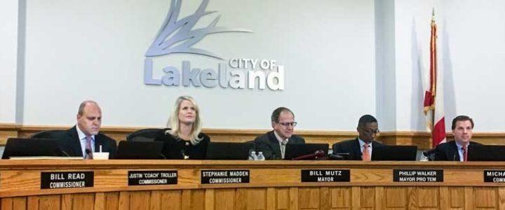 2018 Lakeland City Commission