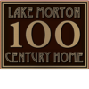 Century Homes plaque